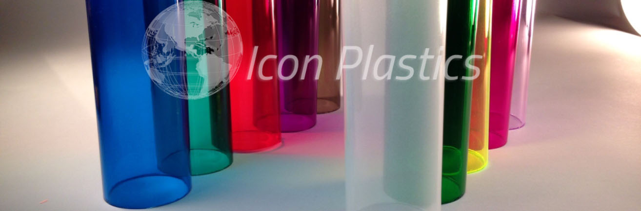 Colored Acrylic Tubes
